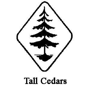 Tall Cedars of Lebanon, logo