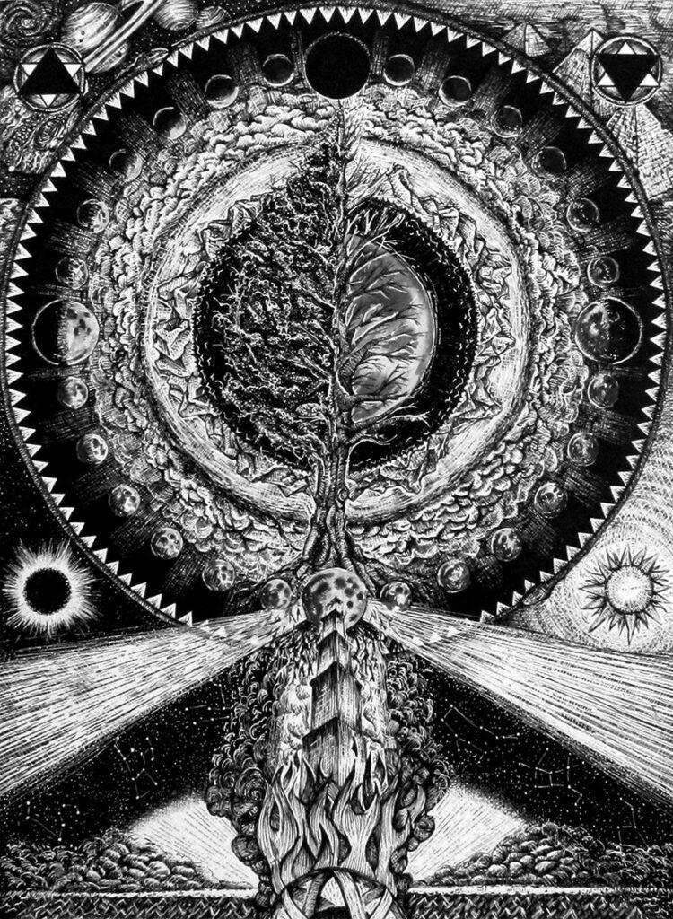 art, illustration, freemasonry