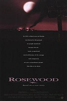 the film Rosewood and its connection to Freemasonry.